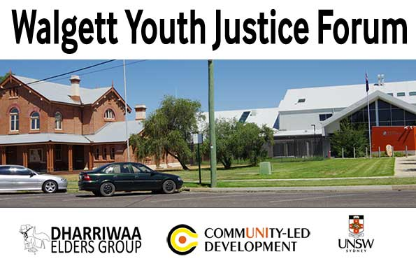 Walgett Youth Justice Forum