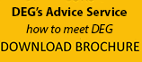 download DEG Advice Service brochure