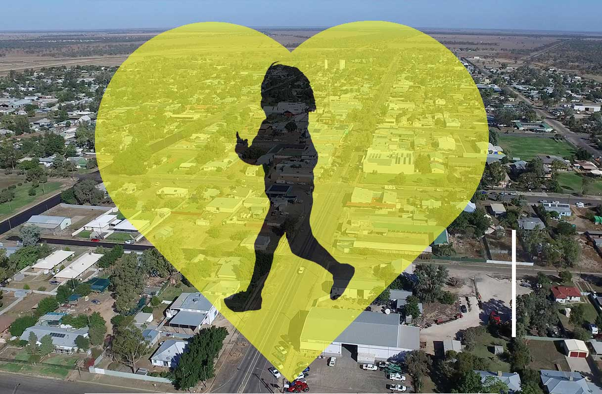 child over walgett